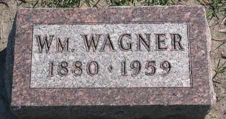 WAGNER, WILLIAM - Union County, South Dakota | WILLIAM WAGNER - South Dakota Gravestone Photos