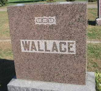 WALLACE, FAMILY STONE - Union County, South Dakota | FAMILY STONE WALLACE - South Dakota Gravestone Photos