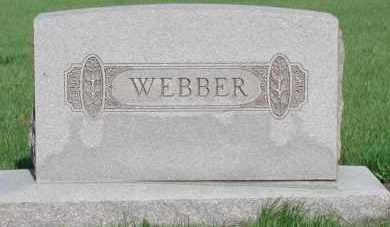 WEBBER, *PLOT - Union County, South Dakota   *PLOT WEBBER - South Dakota Gravestone Photos