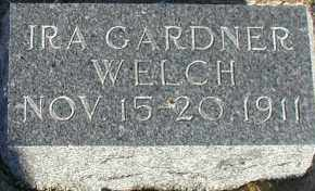 WELCH, IRA GARDNER - Union County, South Dakota | IRA GARDNER WELCH - South Dakota Gravestone Photos