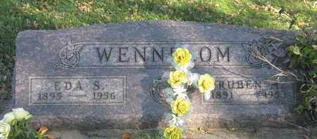 WENNBLOM, RUBEN M. - Union County, South Dakota | RUBEN M. WENNBLOM - South Dakota Gravestone Photos
