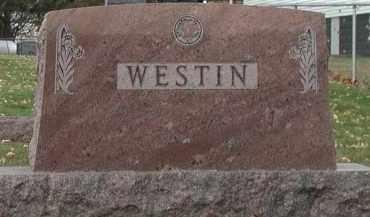 WESTIN, *(FAMILY PLOT) - Union County, South Dakota | *(FAMILY PLOT) WESTIN - South Dakota Gravestone Photos