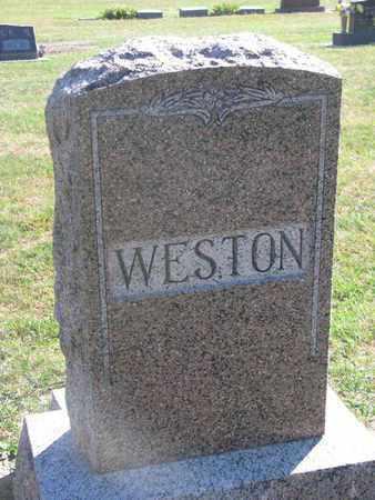WESTON, FAMILY STONE - Union County, South Dakota   FAMILY STONE WESTON - South Dakota Gravestone Photos