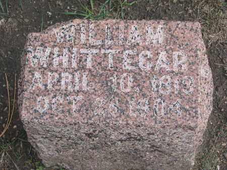 WHITTECAR, WILLIAM - Union County, South Dakota | WILLIAM WHITTECAR - South Dakota Gravestone Photos