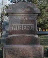 WIBERG, *PLOT - Union County, South Dakota | *PLOT WIBERG - South Dakota Gravestone Photos