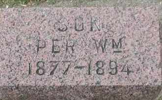 WIBERG, PER WILLIAM - Union County, South Dakota | PER WILLIAM WIBERG - South Dakota Gravestone Photos