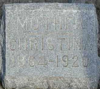 WILKEN, CHRISTINA - Union County, South Dakota | CHRISTINA WILKEN - South Dakota Gravestone Photos