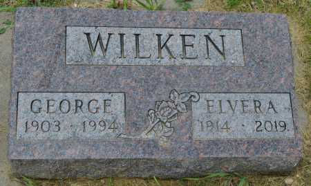 WILKEN, GEORGE - Union County, South Dakota | GEORGE WILKEN - South Dakota Gravestone Photos