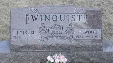 WINQUIST, LOIS M. - Union County, South Dakota | LOIS M. WINQUIST - South Dakota Gravestone Photos