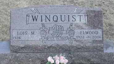 WINQUIST, ELWOOD CONWELL - Union County, South Dakota | ELWOOD CONWELL WINQUIST - South Dakota Gravestone Photos