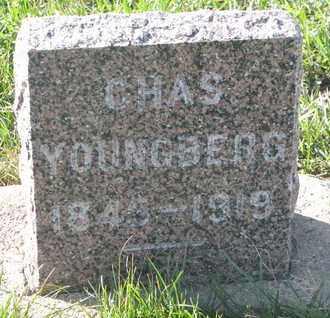 YOUNGBERG, CHARLES - Union County, South Dakota | CHARLES YOUNGBERG - South Dakota Gravestone Photos