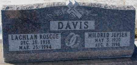 DAVIS, MILDRED - Yankton County, South Dakota | MILDRED DAVIS - South Dakota Gravestone Photos