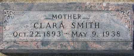 SMITH, CLARA - Yankton County, South Dakota | CLARA SMITH - South Dakota Gravestone Photos