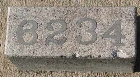 6234, UNKNOWN - Yankton County, South Dakota | UNKNOWN 6234 - South Dakota Gravestone Photos