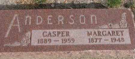 ANDERSON, CASPER - Yankton County, South Dakota | CASPER ANDERSON - South Dakota Gravestone Photos
