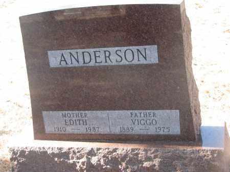 ANDERSON, VIGGO - Yankton County, South Dakota | VIGGO ANDERSON - South Dakota Gravestone Photos