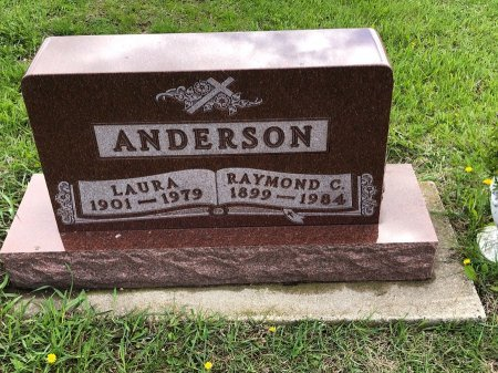 ANDERSON, RAYMOND C - Yankton County, South Dakota | RAYMOND C ANDERSON - South Dakota Gravestone Photos