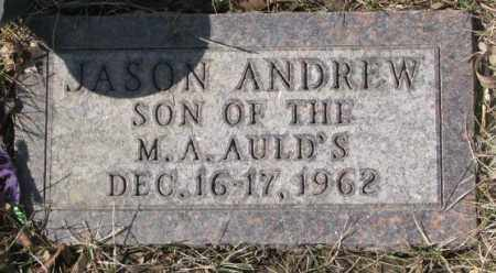 AULD, JASON ANDREW - Yankton County, South Dakota | JASON ANDREW AULD - South Dakota Gravestone Photos