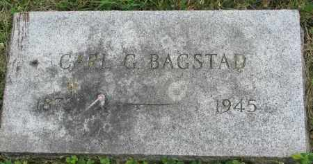 BAGSTAD, CARL G. - Yankton County, South Dakota | CARL G. BAGSTAD - South Dakota Gravestone Photos