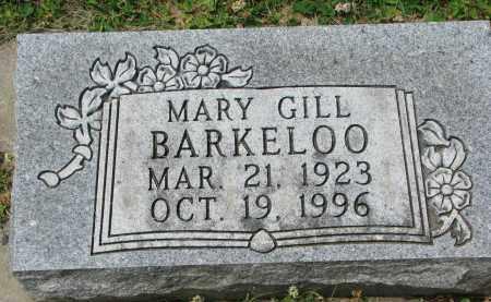 BARKELOO, MARY - Yankton County, South Dakota   MARY BARKELOO - South Dakota Gravestone Photos