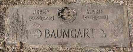 BAUMGART, JERRY - Yankton County, South Dakota | JERRY BAUMGART - South Dakota Gravestone Photos