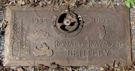 BENTLEY, RONALD RAYMOND - Yankton County, South Dakota | RONALD RAYMOND BENTLEY - South Dakota Gravestone Photos