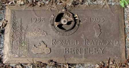 BENTLEY, RONALD RAYMOND - Yankton County, South Dakota | RONALD RAYMOND BENTLEY - South Dakota Gravestone Photos
