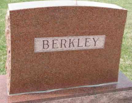 BERKLEY, FAMILY STONE - Yankton County, South Dakota | FAMILY STONE BERKLEY - South Dakota Gravestone Photos