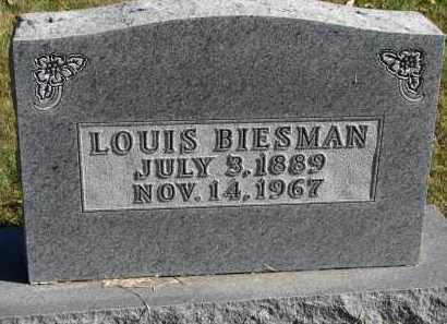 BIESMAN, LOUIS - Yankton County, South Dakota | LOUIS BIESMAN - South Dakota Gravestone Photos
