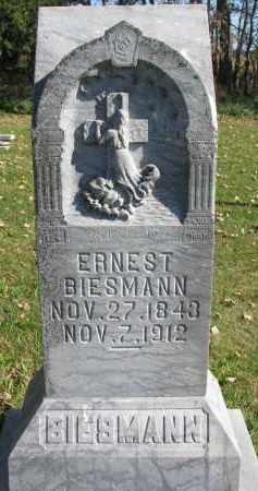 BIESMANN, ERNEST - Yankton County, South Dakota   ERNEST BIESMANN - South Dakota Gravestone Photos