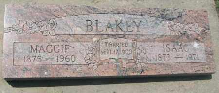 BLAKEY, ISAAC - Yankton County, South Dakota | ISAAC BLAKEY - South Dakota Gravestone Photos