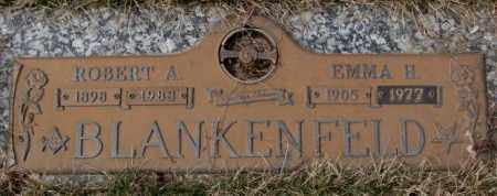 BLANKENFELD, EMMA H. - Yankton County, South Dakota | EMMA H. BLANKENFELD - South Dakota Gravestone Photos