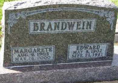 BRANDWEIN, EDWARD - Yankton County, South Dakota | EDWARD BRANDWEIN - South Dakota Gravestone Photos