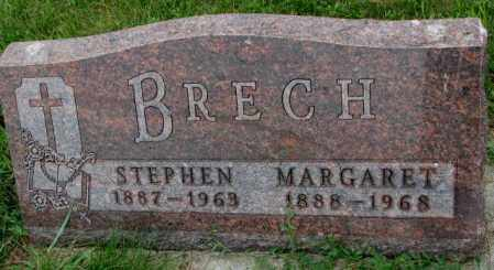 BRECH, MARGARET - Yankton County, South Dakota | MARGARET BRECH - South Dakota Gravestone Photos