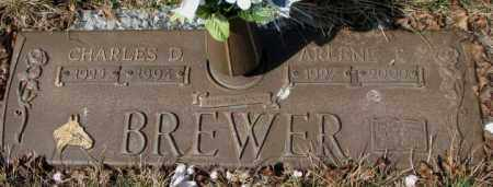 BREWER, ARLENE T. - Yankton County, South Dakota | ARLENE T. BREWER - South Dakota Gravestone Photos