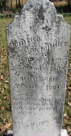 BROCKMUELLER, HEINRICH - Yankton County, South Dakota | HEINRICH BROCKMUELLER - South Dakota Gravestone Photos