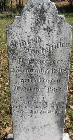 BROCKMUELLER, HEINRICH - Yankton County, South Dakota | HEINRICH BROCKMUELLER - South Dakota Gravestone Photos