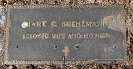 BUEHLMANN, DIANE C. - Yankton County, South Dakota | DIANE C. BUEHLMANN - South Dakota Gravestone Photos