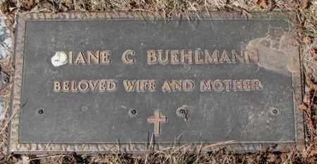 BUEHLMANN, DIANE C. - Yankton County, South Dakota | DIANE C. BUEHLMANN - South Dakota Gravestone Photos