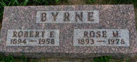 BYRNE, ROSE M. - Yankton County, South Dakota | ROSE M. BYRNE - South Dakota Gravestone Photos