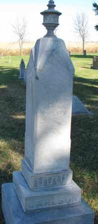 CARLSON, CARL HERMAN - Yankton County, South Dakota   CARL HERMAN CARLSON - South Dakota Gravestone Photos