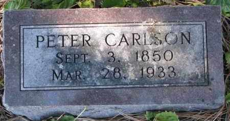 CARLSON, PETER - Yankton County, South Dakota   PETER CARLSON - South Dakota Gravestone Photos