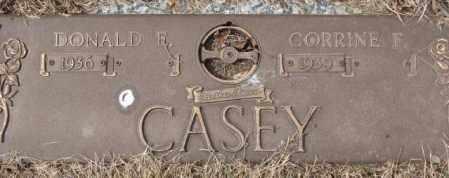 CASEY, DONALD E. - Yankton County, South Dakota | DONALD E. CASEY - South Dakota Gravestone Photos