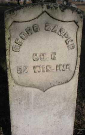 CASPER, GEORG - Yankton County, South Dakota | GEORG CASPER - South Dakota Gravestone Photos