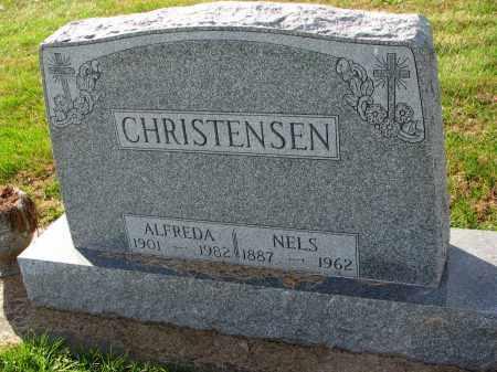 CHRISTENSEN, NELS - Yankton County, South Dakota | NELS CHRISTENSEN - South Dakota Gravestone Photos