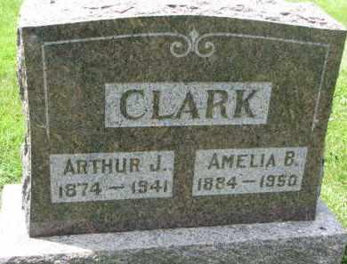 CLARK, ARTHUR J. - Yankton County, South Dakota | ARTHUR J. CLARK - South Dakota Gravestone Photos