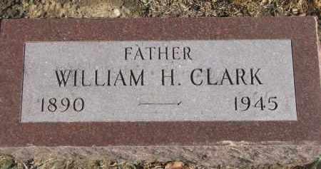 CLARK, WILLIAM H. - Yankton County, South Dakota   WILLIAM H. CLARK - South Dakota Gravestone Photos