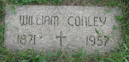 CONLEY, WILLIAM - Yankton County, South Dakota | WILLIAM CONLEY - South Dakota Gravestone Photos