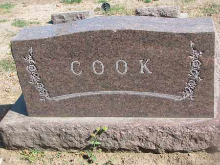 COOK, FAMILY STONE - Yankton County, South Dakota | FAMILY STONE COOK - South Dakota Gravestone Photos