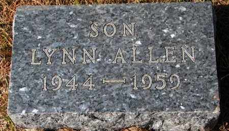 COOK, LYNN ALLEN - Yankton County, South Dakota | LYNN ALLEN COOK - South Dakota Gravestone Photos